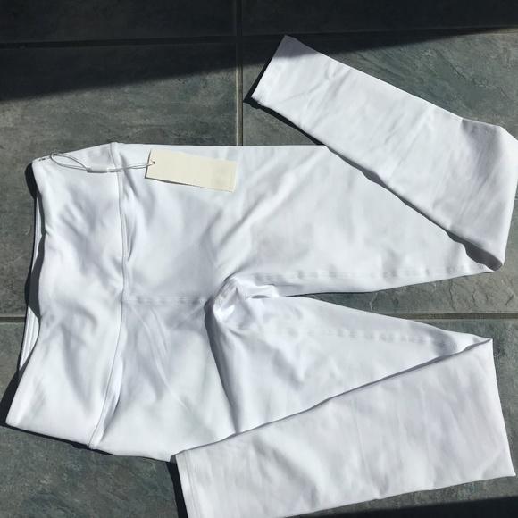 39c899cd3740f Pants | Saski High Waist Leggings And Nude Bra | Poshmark